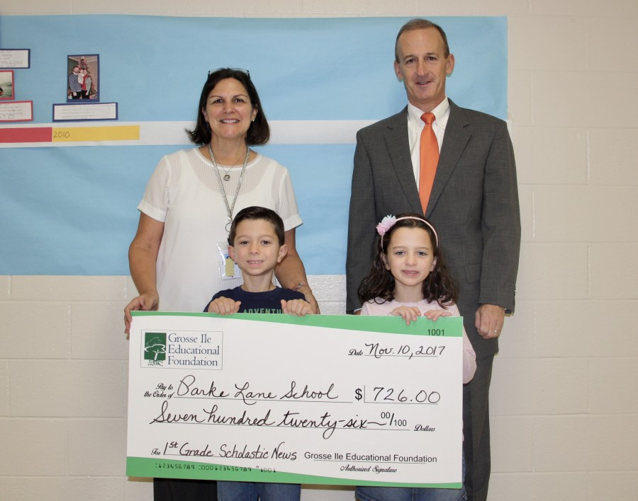 GIEF Funds 2 New Grants for Parke Lane Elementary