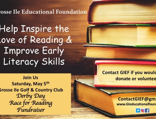 2108 Fundraiser to Benefit Early Elementary Literacy